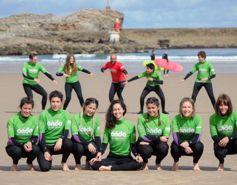 Galeria fotos clases de surf puente de mayo 01