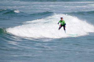 Galería fotos clases de surf en mayo 05
