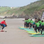 surfcamp in Cantabria (Spain)