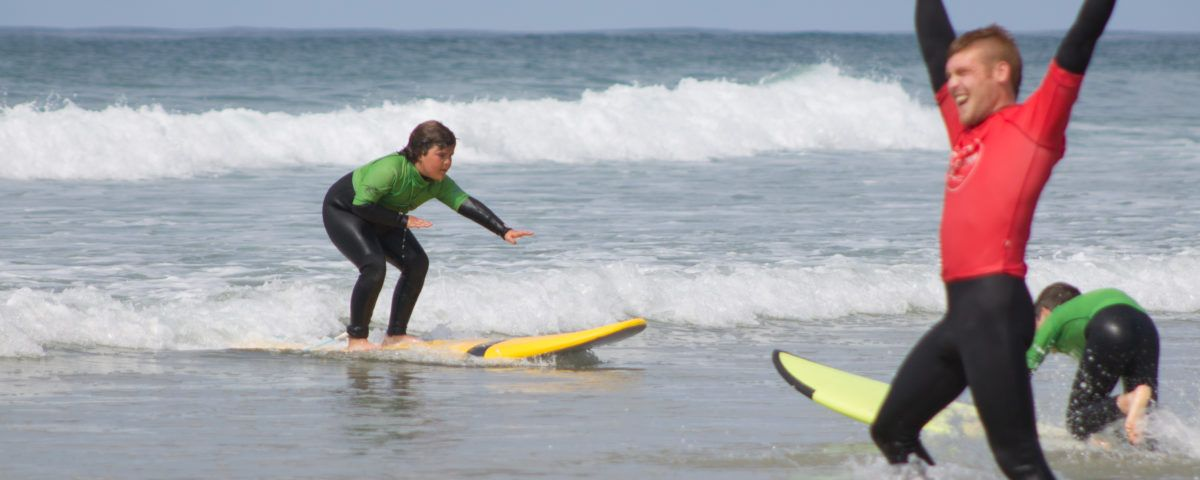 surfcamp menores Cantabria