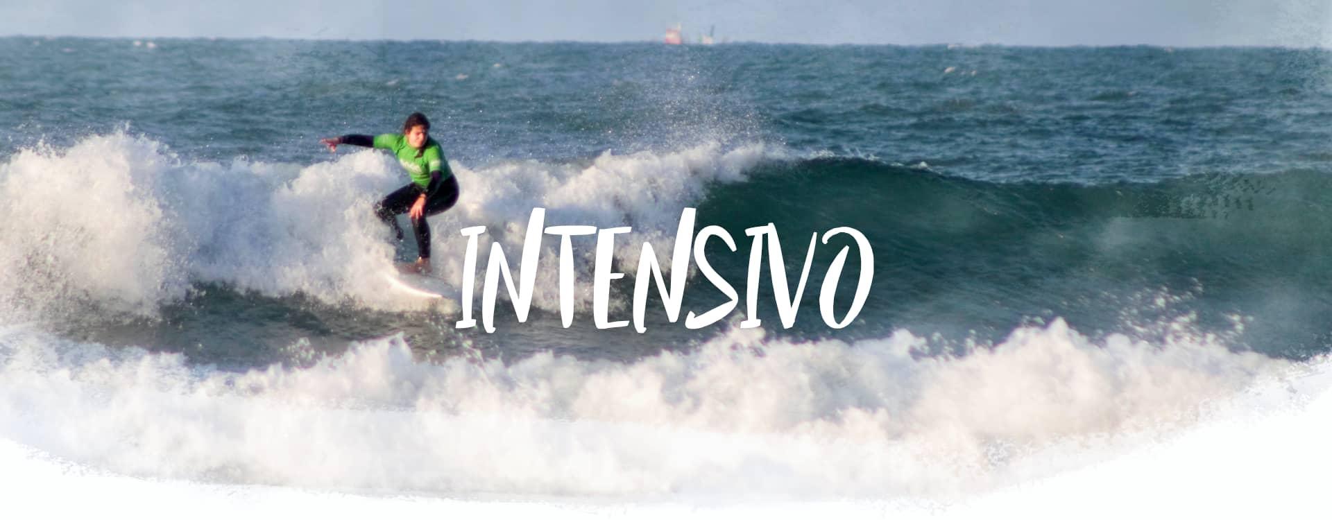 Cursos de surf intensivos en San Vicente de la Barquera