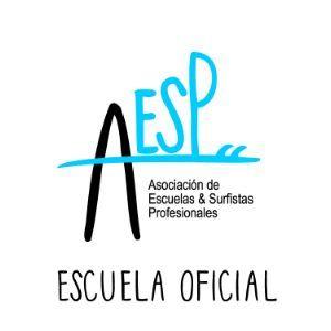 Logo Asociación de Escuelas y surfistas profesionales