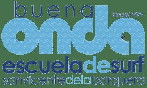 Logo Escuela de Surf Buena Onda