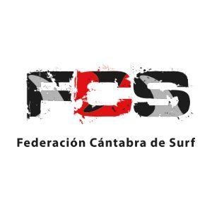Logo Federación cántabra de surf