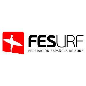 Logo Federación española de surf